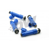 Deatschwerks 700cc Injectors for Toyota Celica T23 (1ZZ-FE / 2ZZ-GE, set of 4)