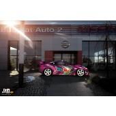 """Bas de Caisse """"Amuse Style"""" pour Nissan 370Z"""