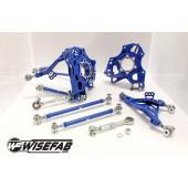 Kit Arrière Wisefab pour Nissan 350z