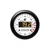 Manomètre Innovate 2-en-1 : Pression de Turbo & Shift Light