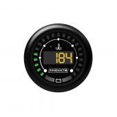 Manomètre Innovate 2-en-1 : Temperature d'Eau & Voltage