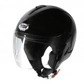 Black Jet Trackday Helmet