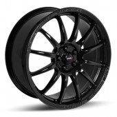 "Team Dynamics Pro Race 1.2, 13x7"", Noir / Brillant"