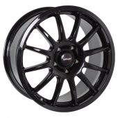"Team Dynamics Pro Race 1.3, 18x8.5"", Noir / Brillant"