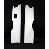 """""""Felony Style"""" Rear Fenders for BMW E36 Coupe"""