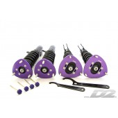 D2 Racing Street Coilovers for Toyota MR-S