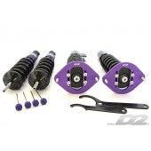 D2 Racing Street Coilovers for VW Golf 1