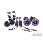 D2 Racing Street Coilovers for BMW 1-Series E8X (04-11)