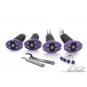 D2 Racing Street Coilovers for Lancia Delta Integrale