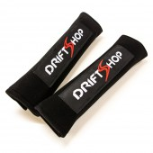 "DriftShop Harness Pads 2"" - Black (per pair)"