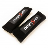 "DriftShop Harness Pads 3"" - Black (per pair)"
