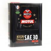 Huile Motul Historique - SAE30