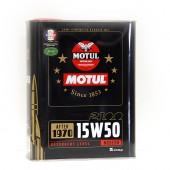 Huile Motul Classique - 15W50
