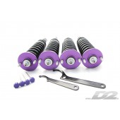 D2 Racing Rally Snow / Gravel Coilovers for Honda CRX