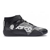 Sparco Apex RB-7 Shoes - Black (FIA)