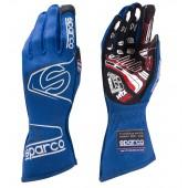 Sparco Arrow Evo RG-7 Gloves - Blue (FIA)