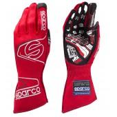 Sparco Arrow Evo RG-7 Gloves - Red (FIA)