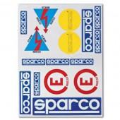 Sparco FIA Stickers Set (Cut Off & Extinguisher)