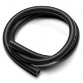 Silicone Hose - Diam. 13 mm - Black (per meter)