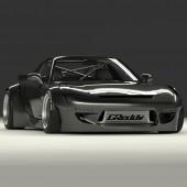 Rocket Bunny Bodykit for Mazda RX-7 FD