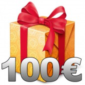 Gift Certificate - 100 €