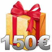 Gift Certificate - 150 €