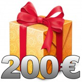 Gift Certificate - 200 €