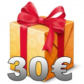 Gift Certificate - 30 €