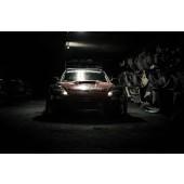 Capot Ventilé en Fibre pour Mazda RX-8
