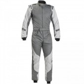 Sparco Energy RS-5 FIA Racing Suit - Grey