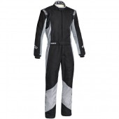 Sparco Grip RS-4 FIA Racing Suit - Black