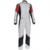 Sparco Grip RS-4 FIA Racing Suit - White