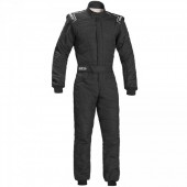 Sparco Sprint RS-2.1 FIA Racing Suit - Black