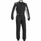 Sparco Sprint RS-2.1 FIA Racing Suit - Black & White