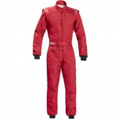 Sparco Sprint RS-2.1 FIA Racing Suit - Red