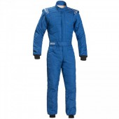 Sparco Sprint RS-2.1 FIA Racing Suit - Blue