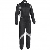 Sparco Superspeed RS-9 FIA Racing Suit - Black