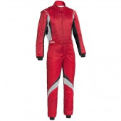 Sparco Superspeed RS-9 FIA Racing Suit - Red