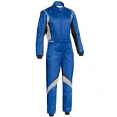 Sparco Superspeed RS-9 FIA Racing Suit - Blue
