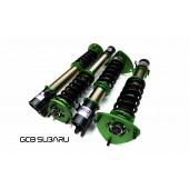 Combinés Filetés HSD pour Subaru Impreza GC8
