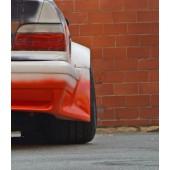 Extensions d'Ailes Arrière GTR pour BMW E36 Coupé