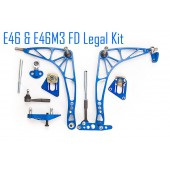 "Wisefab ""FD Legal"" Lock Kit for BMW E46"