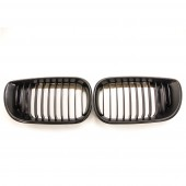Black Grille for BMW E46 Phase 2 (Kidney Grille)
