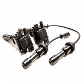 HP Ignition Uprated Coilpacks for Mitsubishi Lancer Evo 4 to 9 (4G63T) - With Leads