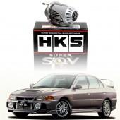 HKS Super SQV IV Blow Off Valve for Mitsubishi Lancer Evo 4 (IV)