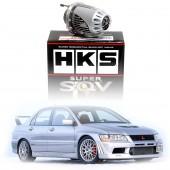 HKS Super SQV IV Blow Off Valve for Mitsubishi Lancer Evo 7 (VII)