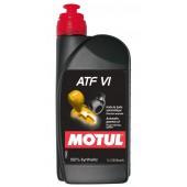 Huile de Direction Assistée et Boîte Automatique Motul ATF VI