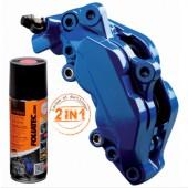 Foliatec Aerosol Blue Brake Caliper Paint