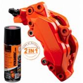 Foliatec Aerosol Orange Brake Caliper Paint