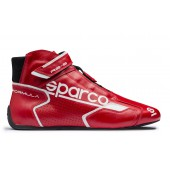 Sparco Formula RB-8.1 Shoes - Red (FIA)